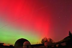 Polarlicht-ueber-Planetarium-Drebach_2003